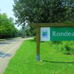 Rondeau sign (J. Pickering)